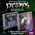 D'Cromok - VII Years VII Days & Part II  (24bit Gold CD Limited)