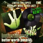 Butterfingers - Butter Worth Pushful (Vinyl)
